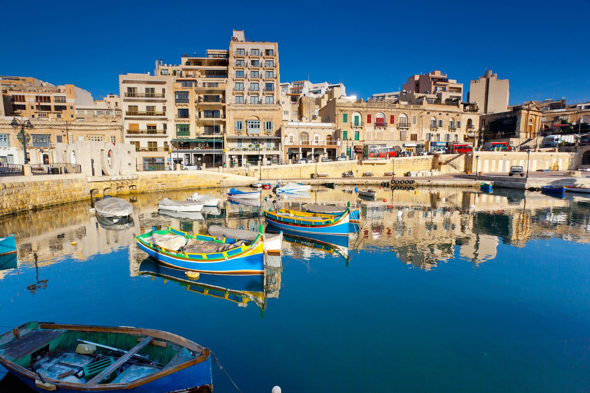 The Palace Hotel Malta