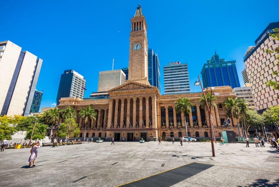 Brisbane-City-Hall
