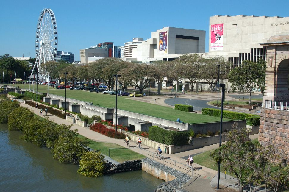 Queensland-Cultural-Centre