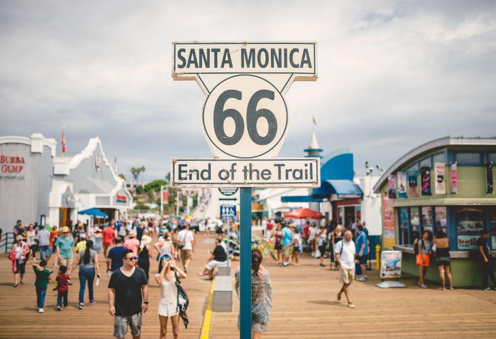 Route-66-Santa-Monica