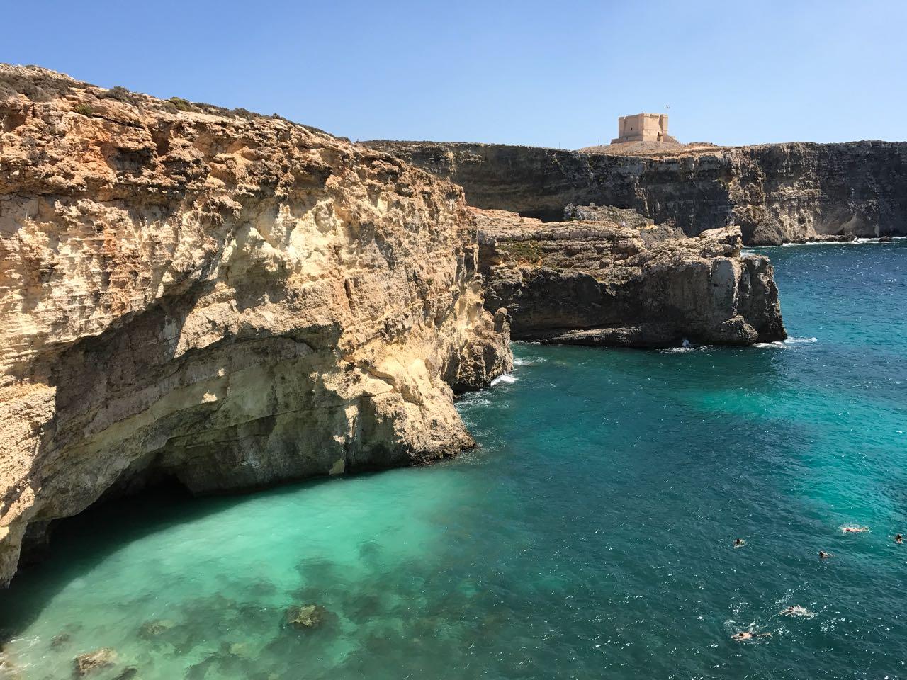 Pontos-turísticos-em-Malta
