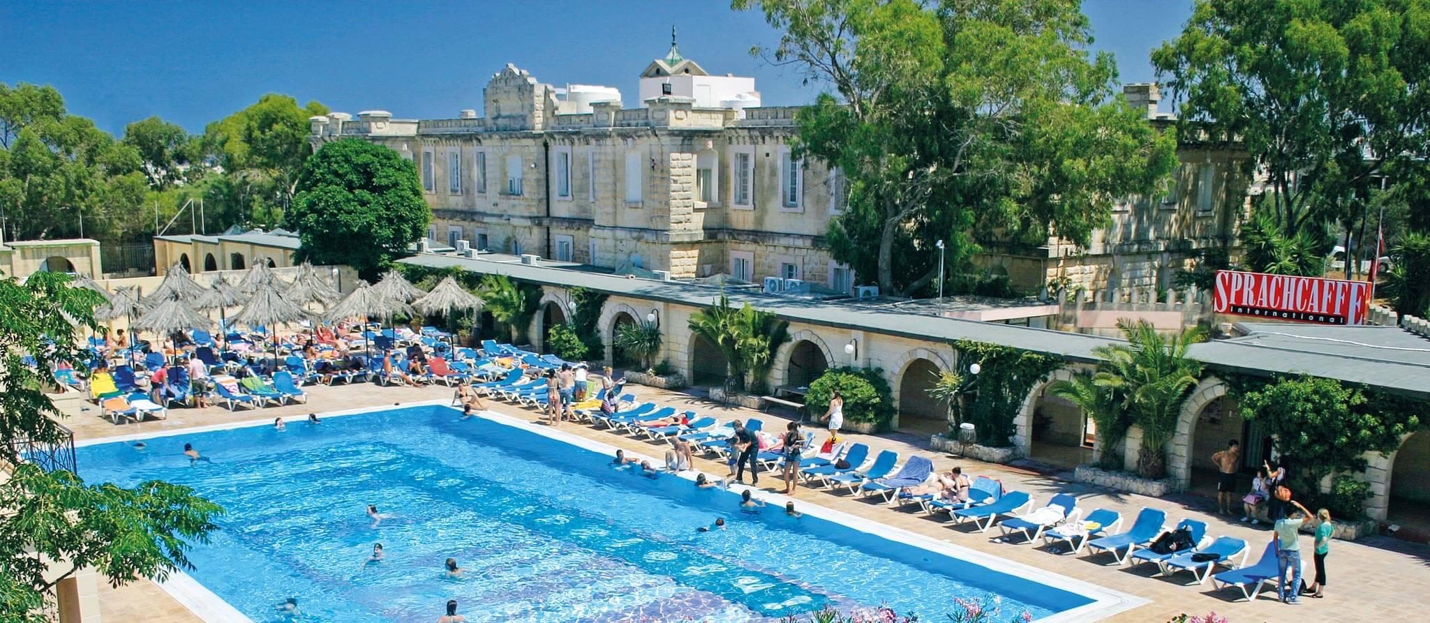 As melhores escolas de Malta - Sprachcaffe