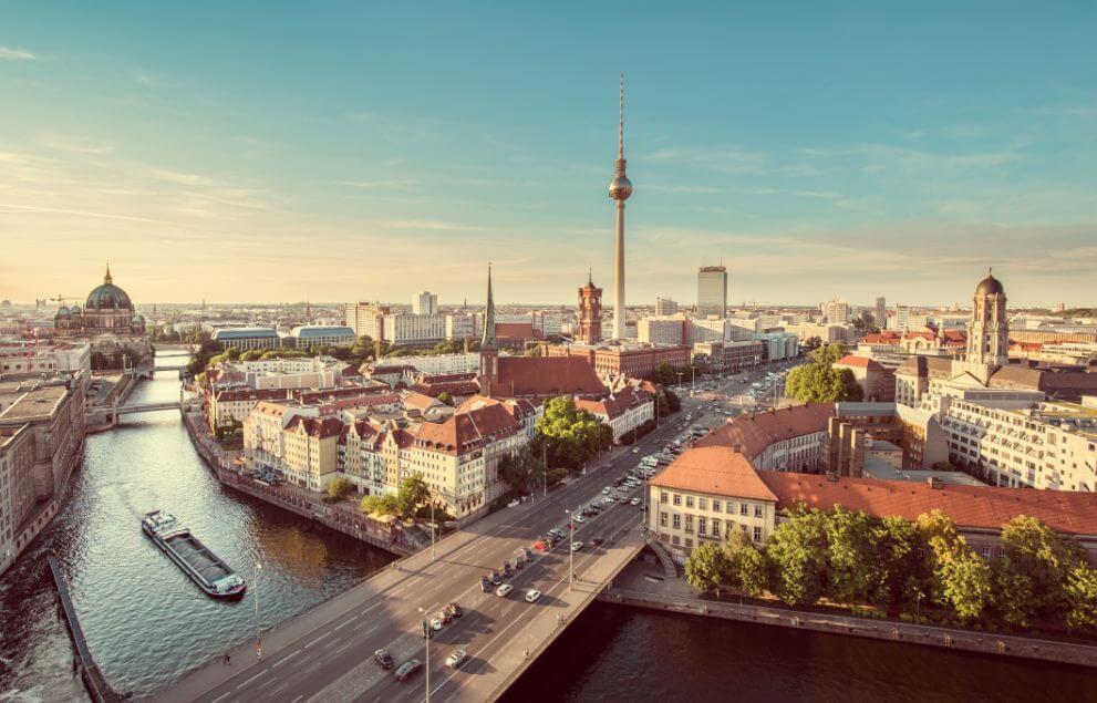 As 6 melhores escolas da Alemanha para fazer intercâmbio - Berlim