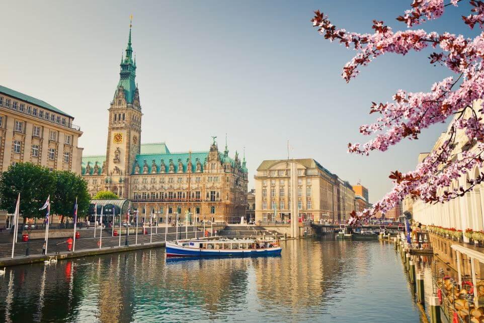 As 6 melhores escolas da Alemanha para fazer intercâmbio - Hamburgo