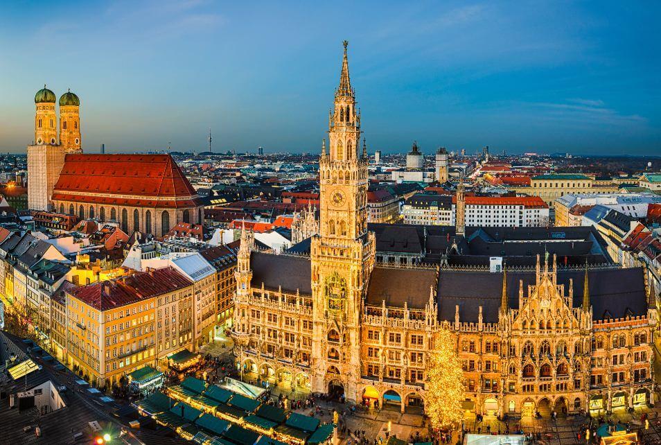 As 6 melhores escolas da Alemanha para fazer intercâmbio - Munique