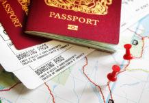 O que significa o SSSS no cartão de embarque?