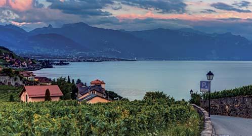 Curso de Francês em Montreux na Suíça