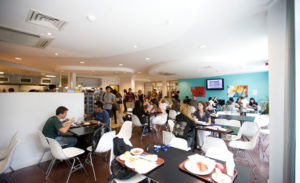 Embassy London Cafeteria