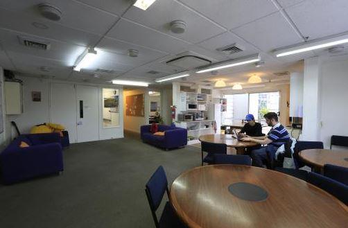 Escola Lsnz Queenstown Nova Zelandia Lounge