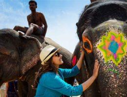 Tour pela India