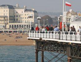 Intercâmbio para a Terceira Idade em Bournemouth na Inglaterra