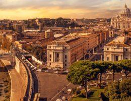 Intercâmbio para a Terceira Idade na Itália