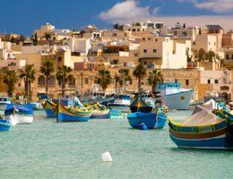 Intercâmbio para a Terceira Idade em Malta