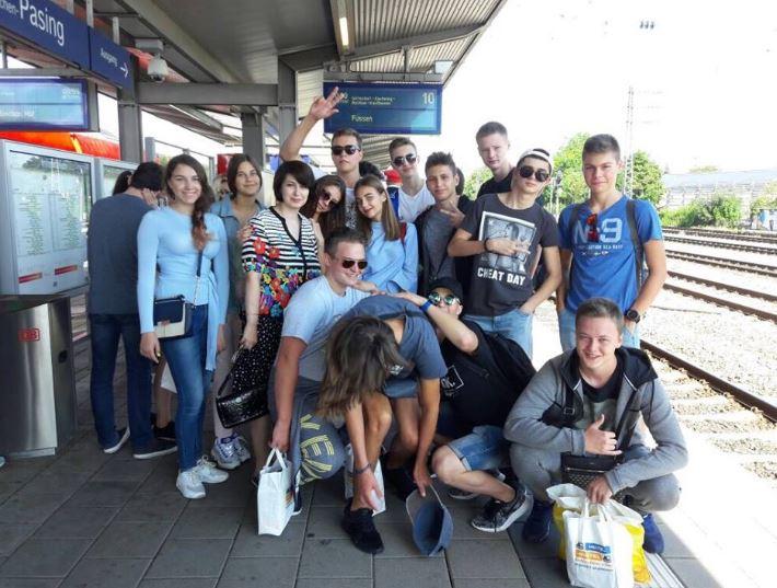 Programa de férias em Munique na Alemanha
