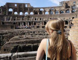 Descobrindo Roma
