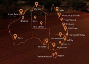 Estágio Profissional na Austrália