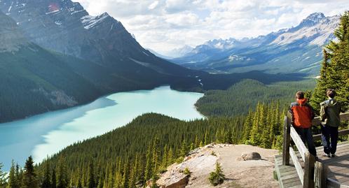 Turismo e Hotelaria no Canadá