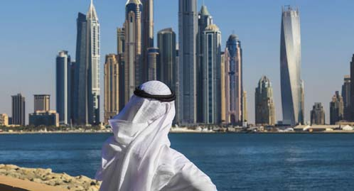 Intercâmbio em Dubai de 6 meses