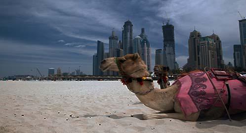 Intercâmbio em Dubai 3 meses