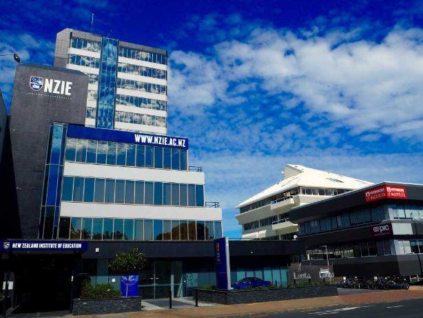 Escola Nzie Auckland Nova Zelândia