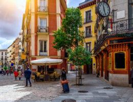 Intercâmbio para a Terceira Idade na Espanha