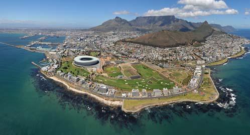 Cape Town 30+