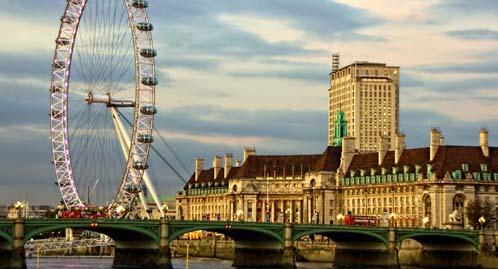 Embassy Londres 1 mês