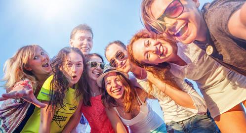 Intercâmbio de férias para adolescentes na Califórnia