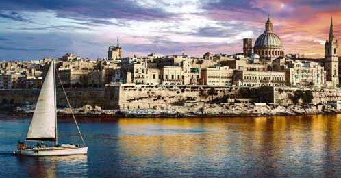 Intercâmbio em Família em Malta