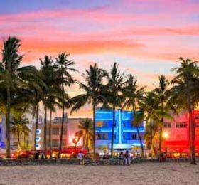 Intercâmbio em família em Miami