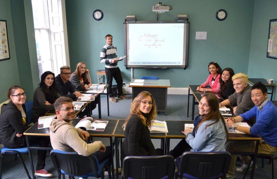 Escola The Horner School Of English Dublin