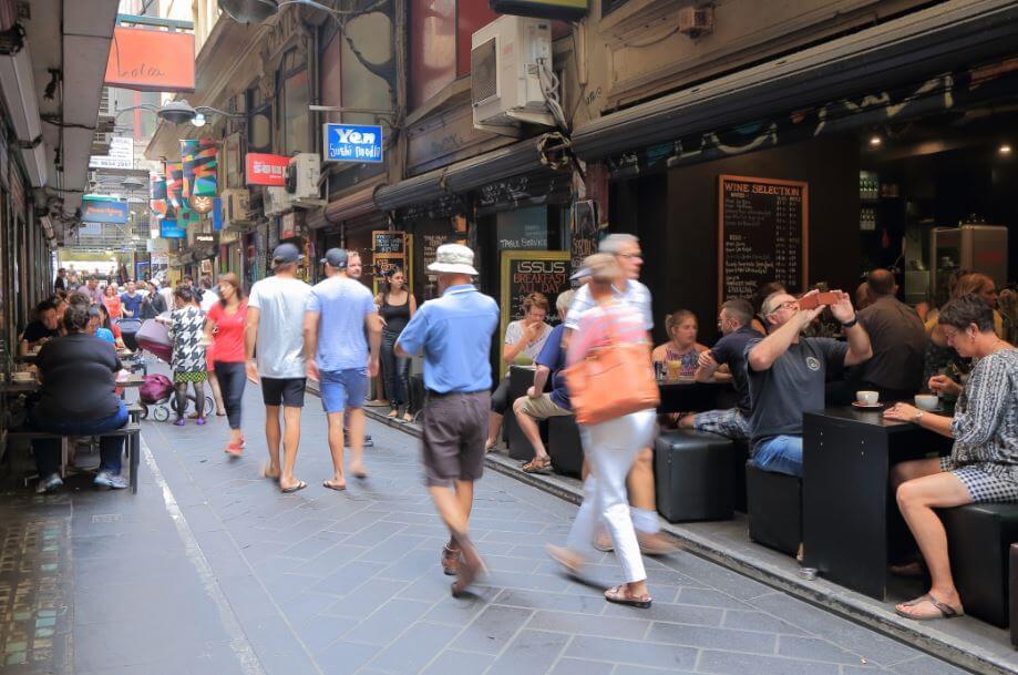 Melbourne Cidade Gastronomica Da Austrália
