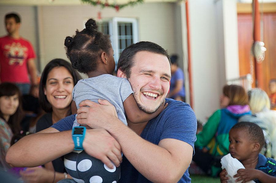 Projeto VoluntÁrio Athlone Childrens Home