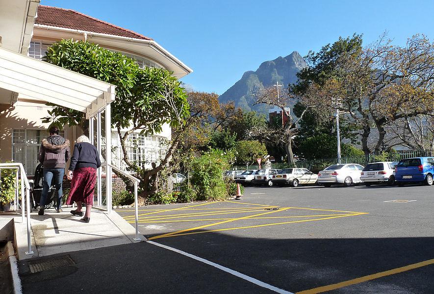 Projeto Voluntário Na África Do Sul Caring For The Elderly