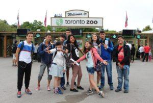 Intercâmbio Para Adolescentes Em Toronto..